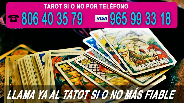 tarot si o no fiable